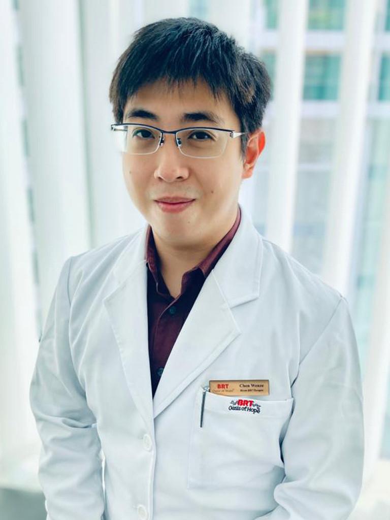 Mr. Chen Wen Ze