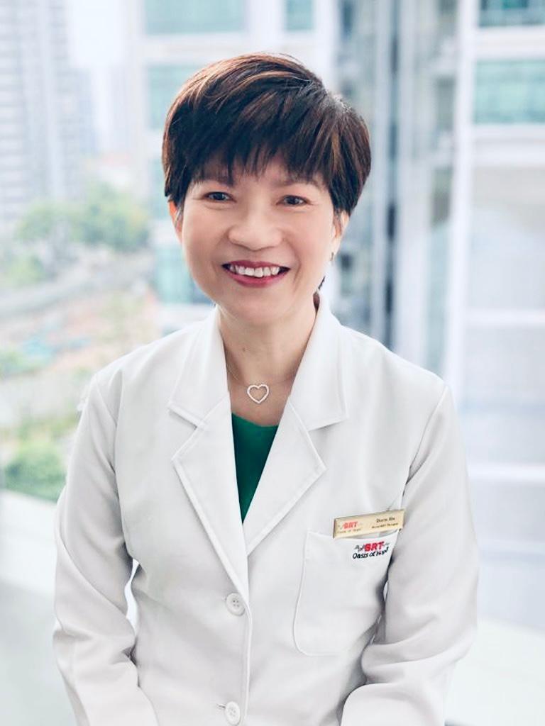 Ms. Doris Ho