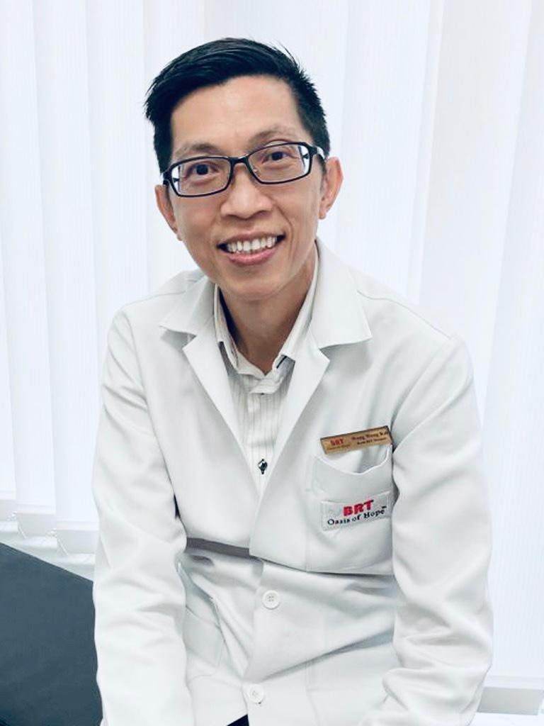 Mr. Wong Weng Kai